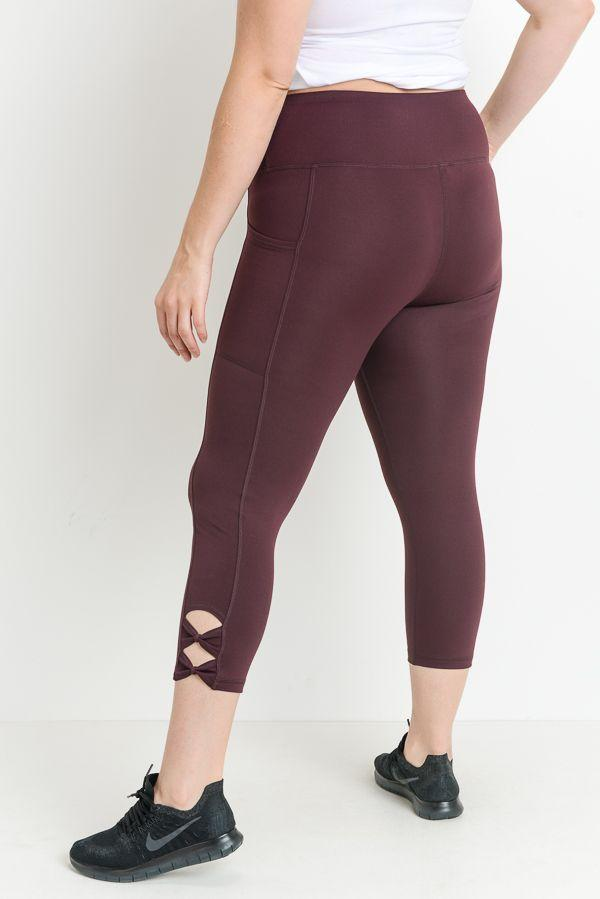 Noreen Plum Leggings