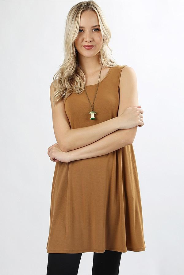 Verona Coffee Tunic
