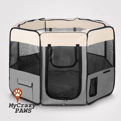Portable Soft Playpen