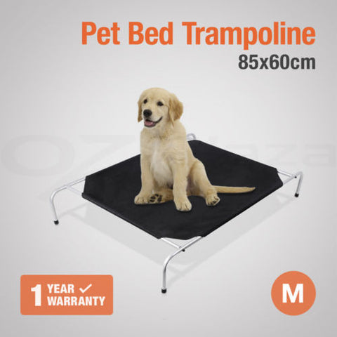 Pet Trampoline / Bed Dog Cat Puppy Size 85cm X 60cm.