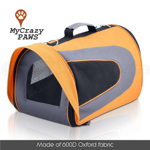 Large Dog Cat Small Animal Pet Carrier Portable Soft Cage, PET Travel Bag