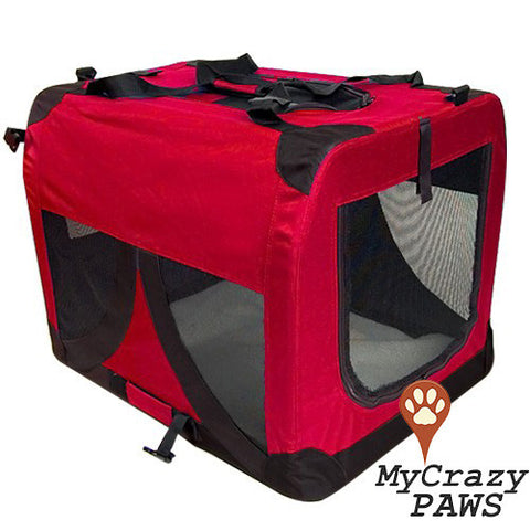 XXLarge Dog Cat Small Animal Pet Carrier Portable Soft Cage, PET Travel Bag