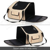 Dog Cat Small Animal Car seat / Pet Carrier Portable Soft Cage, PET Travel Bag