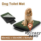 Puppy Training Mat / Kitten Training Mat Indoor Toilet Grass Super Absorbent