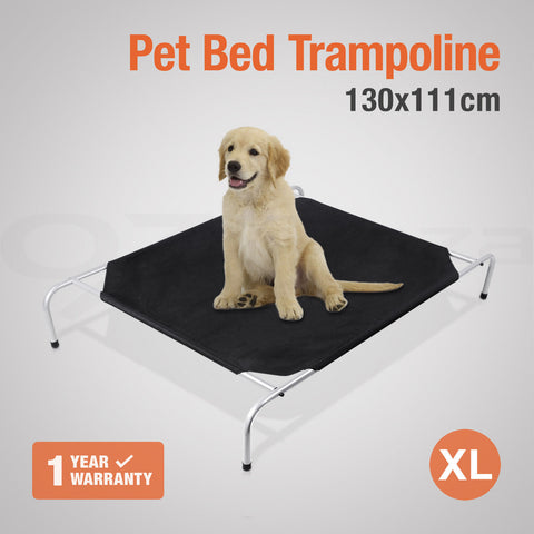 Large Pet Trampoline / Bed Dog Cat Puppy Size 130x110cm.
