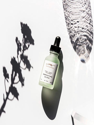 Pure + Calm Infusion Perfecting Elixir