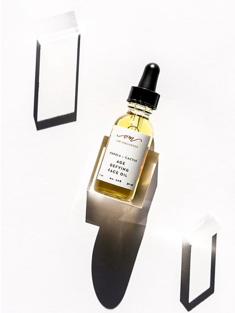 Marula + Cactus Age Defying Face Oil