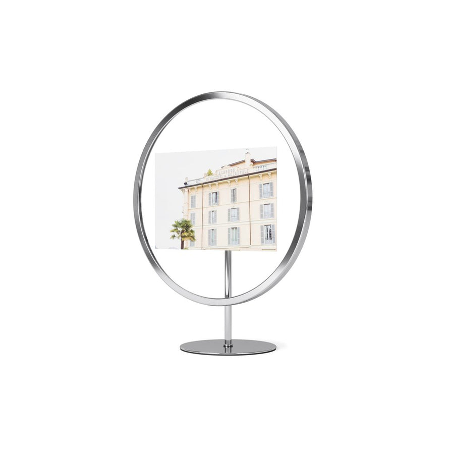 Infinity Round Picture Frame