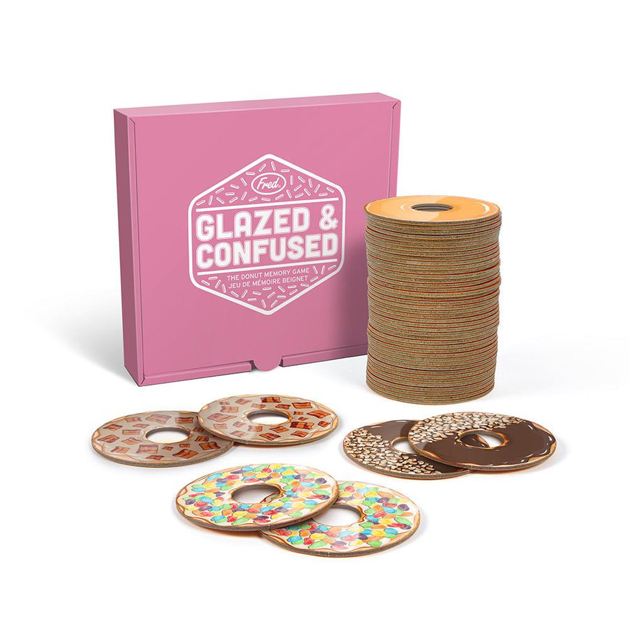 Glazed and Confused Memory Game