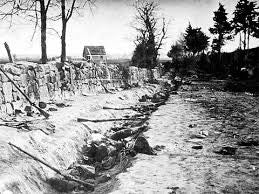 Sunken road - 2 (12 inch) sections