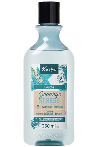 KNEIPP-Gel douche GOODBYE STRESS-250ml