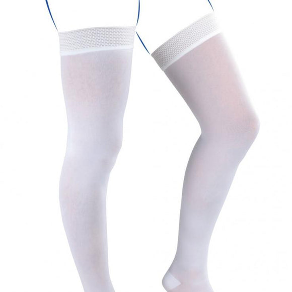 THUASNE BAS CUISSES COMPRESSION CONTENTION ANTI-STASE CLINIC CLASSE 2