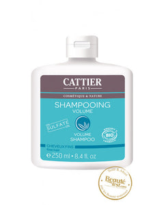 CATTIER BIO Shampooing Sans Sulfates Volume - 250 ml