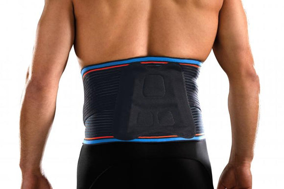 THUASNE Orthèse ceinture lombaire strapping Sport