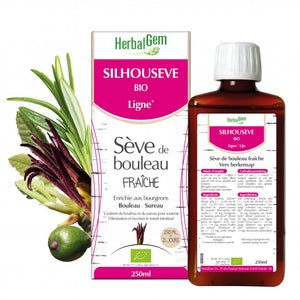 HERBALGEM-Solution Ligne BIO SILHOUSEVE-250ml