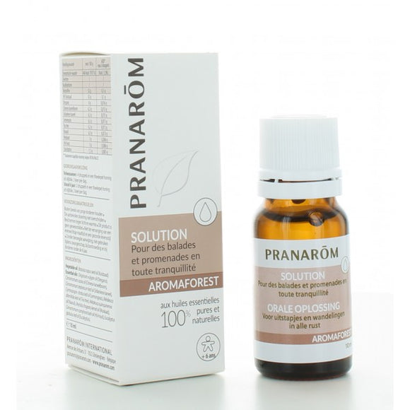 PRANAROM-Aromaforest-Solution Anti-Tiques-10ml