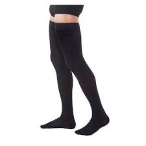 SIGVARIS ,compression, contention  bas auto-fixants Homme essentiel coton CLASSE 3