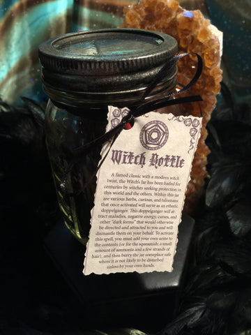 Witch's Protection Jar