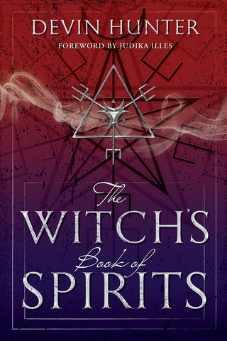Pre Order The Witch's Book of Spirits