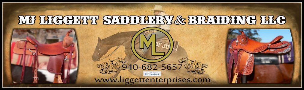 MJ LIGGETT SADDLERY & BRAIDING, LLC