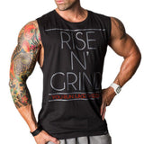 Wishaholic Rise and Grind Tank Top