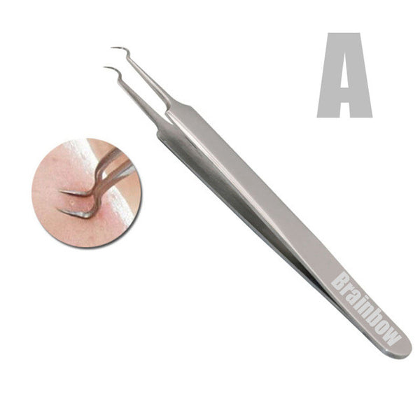 Blackhead and Comedone Acne Tweezer Extractor