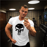 Punisher Skull Tshirt