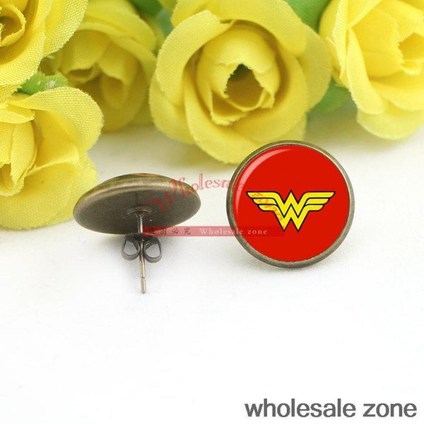Wonder Women Earrings v2