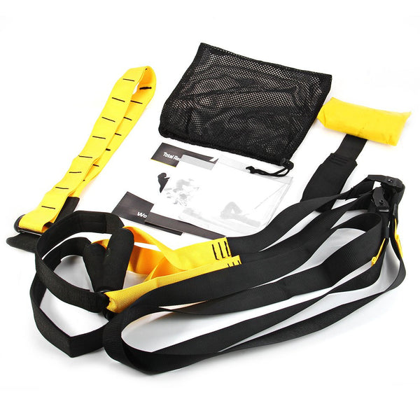 3 Colors Resistance Bands, TRX set