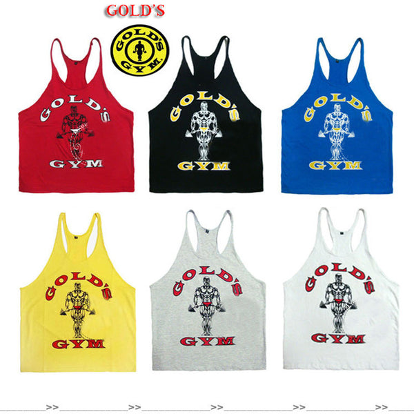 Classic Gold's Gym Tank Top
