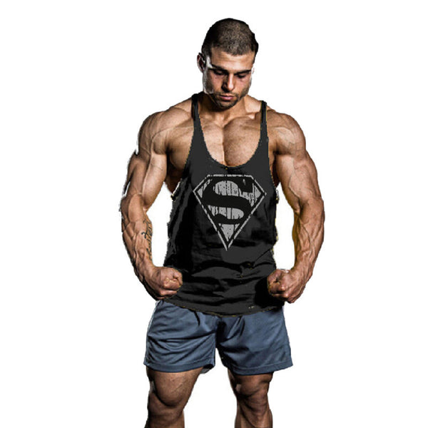 Wishaholic Superman Tank Top *NEW EDITION*