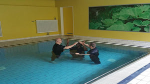 Ambassador to Germany Baptized after Water & Spirit