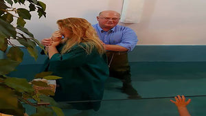Fiancee Baptized in Jesus Name After Giving Her a Water & Spirit Bible Study!