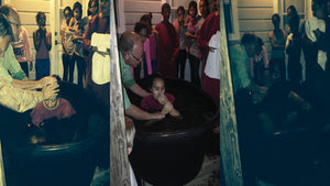 12 Baptized Last Night, 5 More to be Baptized after 2 Water and Spirit Bible Studies