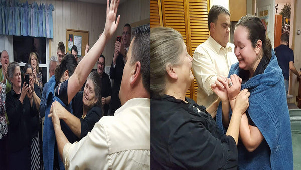 Mormon Teacher Hears Water and Spirit Bible Study: Gets Baptized in Jesus Name and Holy Ghost
