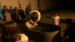 7 Holy Ghost and 2 Baptized after Water & Spirit