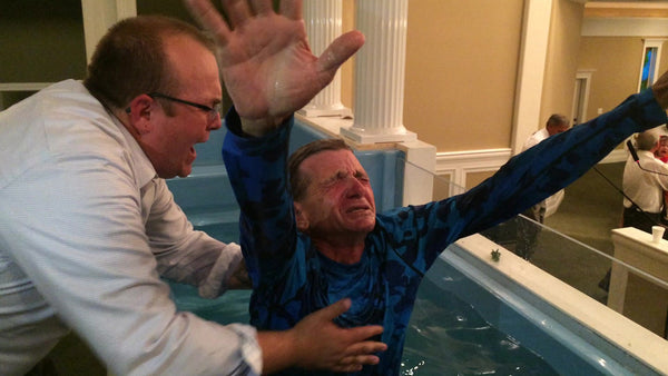 Vietnam Vet Born Again Victory in Jesus (VIDEO)
