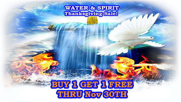 Thanksgiving Sale: Buy 1 Get 1 FREE thru Nov. 30th
