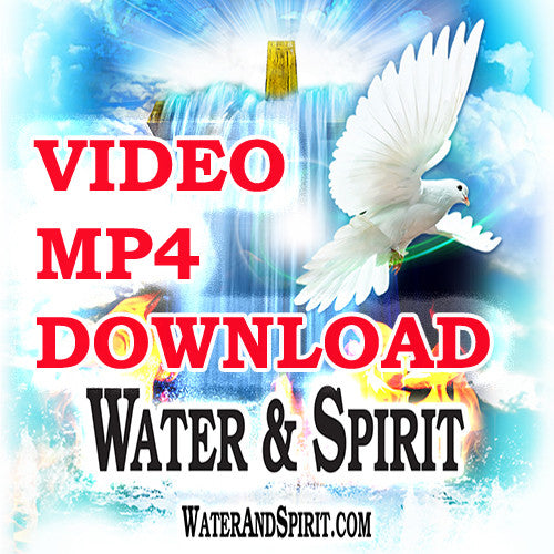 Water & Spirit Teacher's VIDEO Download