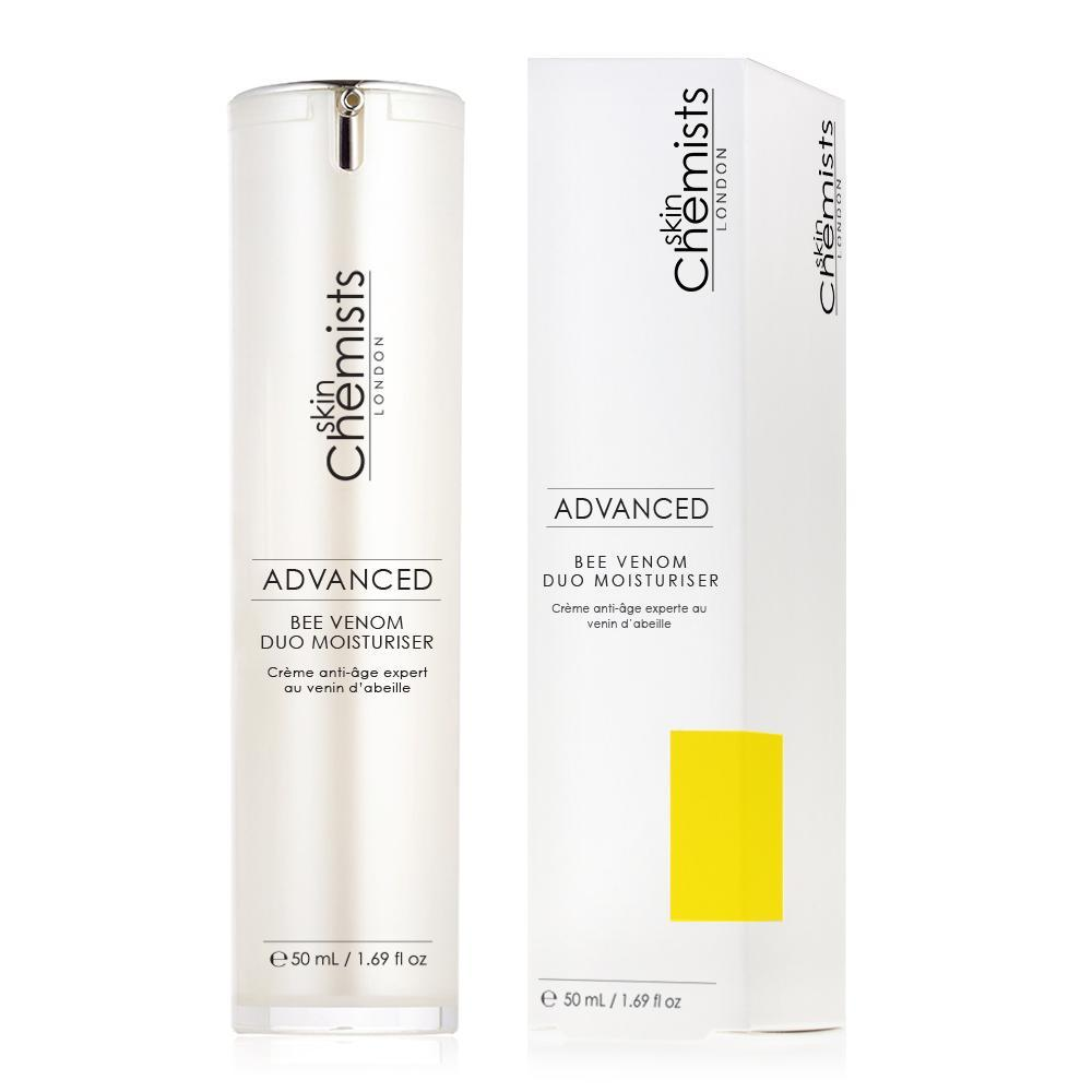 skinChemists London Advanced Bee Venom Duo Moisturiser | Unbox Happiness