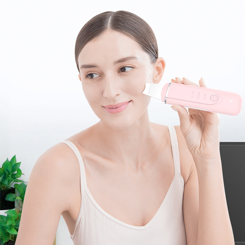 Shop Ultrasonic Skin Scrubber Online | Unbox Happiness