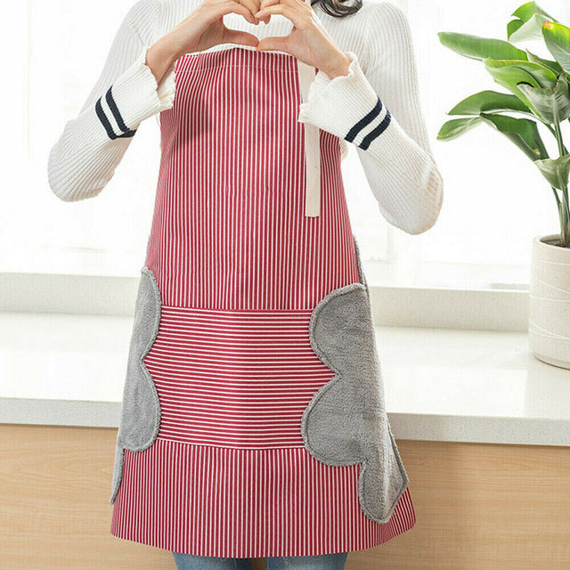 Waterproof Wipeable Apron