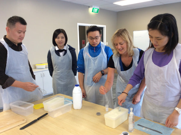 One Day Cheesemaking Workshop