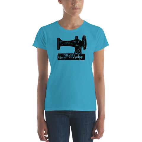 I'm a Machine Vintage Sewing Machine Tee Shirt