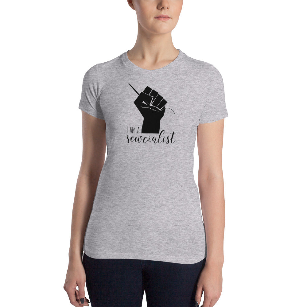 Women's Sewcialist Slim Fit T-Shirt
