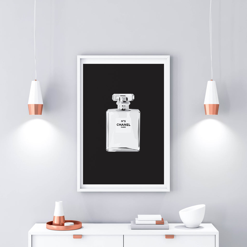 Chanel Eau De Parfum - Black