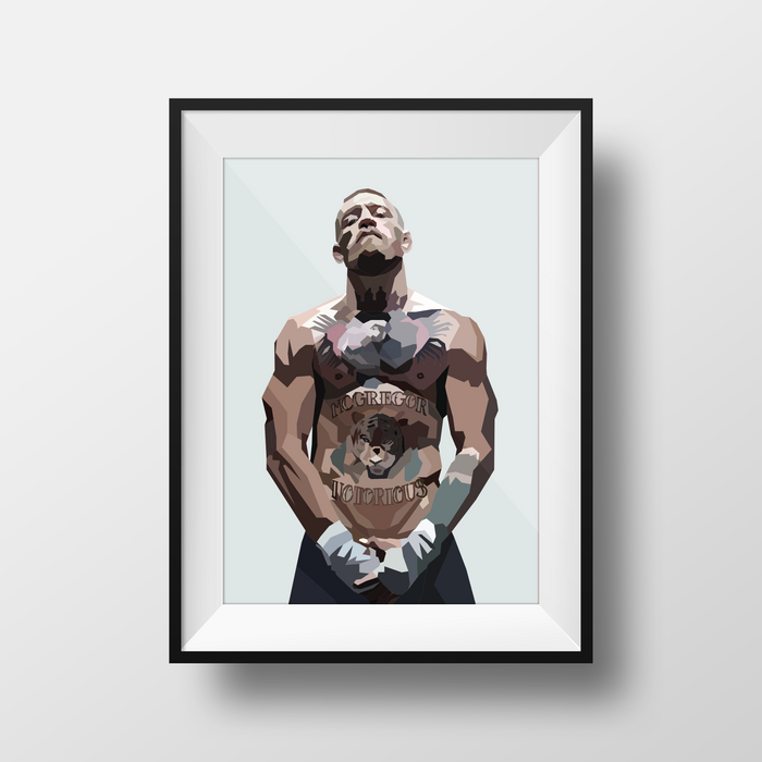 Conor McGregor - DG Designs