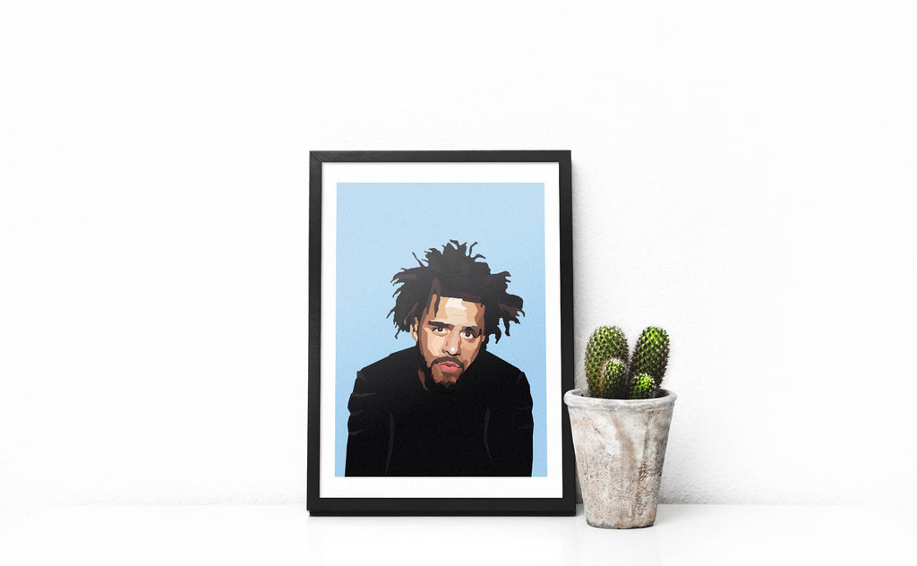 J Cole - DG Designs