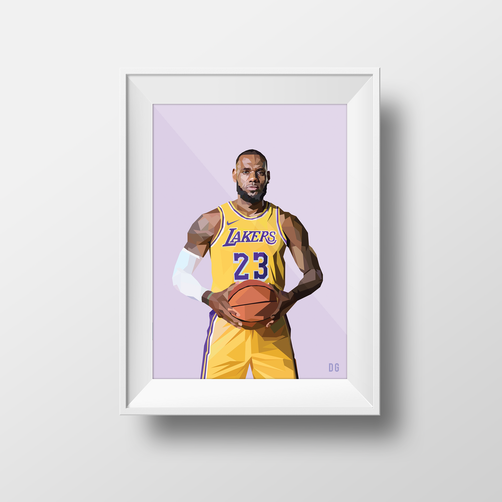 Lord Lebron - DG Designs