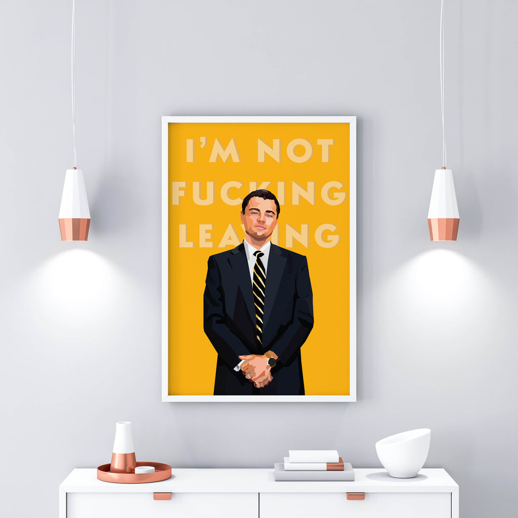 Wolf of Wall Street - DG Designs